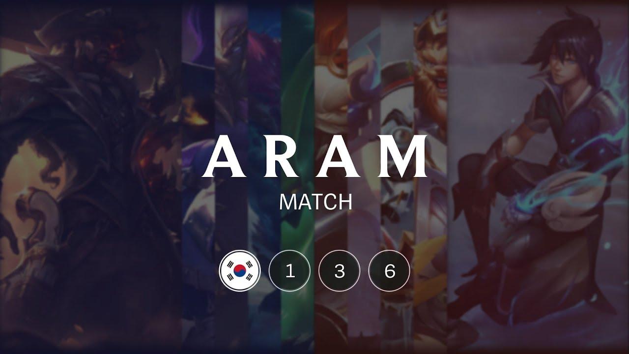 ARAM Match #136 | All Random All Mid - YouTube