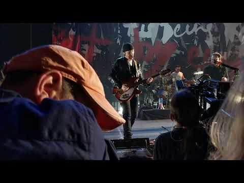 U2 Get Out Of Your Own Way At The Apollo Theater 6-11-2018
