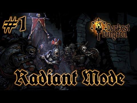 Darkest Dungeon: Radiant Mode - PART #1 - Dungeon Strategy