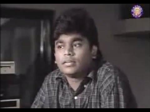 A.R.Rahman First interview at Surabhi Doordarshan