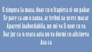 Speak feat. Raluka & DOC - Lasa-ma-mi place (Lyrics)