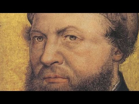 Hans Holbein the Younger: 'A man very excellent in taking of physionamies' - Dr Susan Foister