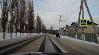 Поездка по Вольску 9 декабря 2018 г