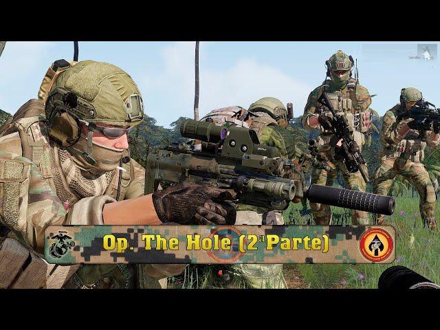 Op The Hole (2ª Parte) | G.O.S N'ziwasogo | 11thMEU | Arma 3