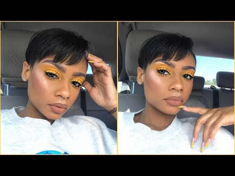 ♡ The Yellow Look ♡