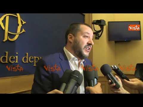"""Sequestrati i conti della Lega, Salvini: """"Vogliono imbavagliarci"""""""