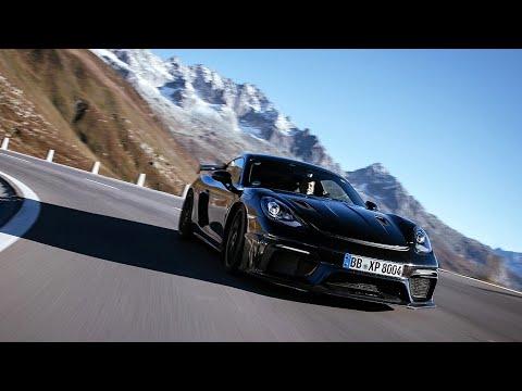 New Porsche 718 Cayman GT4 RS