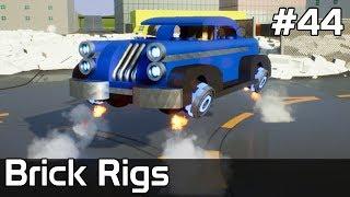 Brick Rigs PL [#44] GANGI Walczą o MIASTO /z Plaga