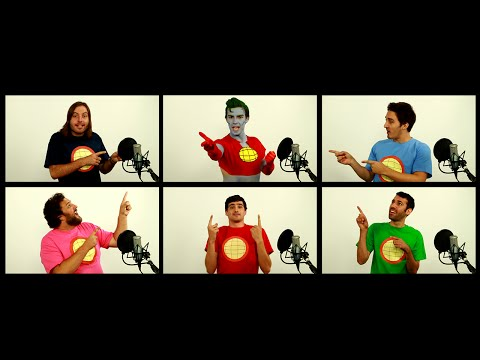 CAPTAIN PLANET THEME SONG! (Ft. MatPat from GameTheory)