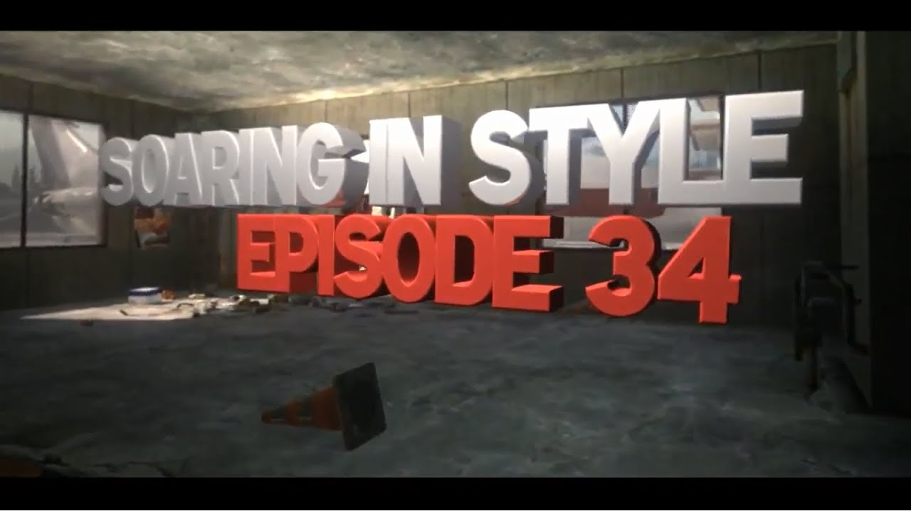 Download SoaRing In Style! - Episode 34 - by Mota