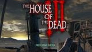Wii Longplay [037] The House of the Dead 3