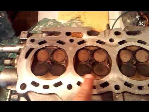 Toyota 1 8l Cylinder head information