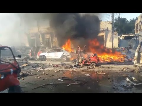 Police: Truck Bomb Kills 20 in Somalia's Capital