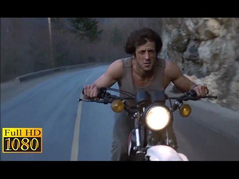 Rambo First Blood (1982) - Chasing Scene (1080p) FULL HD