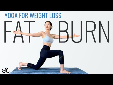 Fat Burning Yoga Workout For Weight Loss Youtube