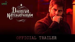 Dhruva Natchathiram - Official Trailer Teaser 2019 | Chiyaan Vikram