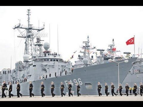 Türk Deniz Kuvvetleri (DKK) - Turkish Navy Forces 2013