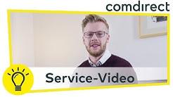Tutorial: Musterdepot anlegen und Anlagestrategien testen | comdirect