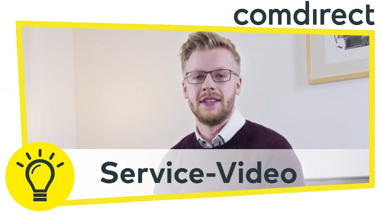 Comdirect Musterdepot