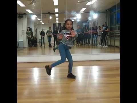 Angel B Dancer Petit afro dance offic...