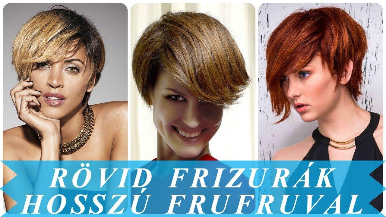 Rvid ni frizurk hossz frufruval aszimmetrikus rvid ni frizura b0b21f378a