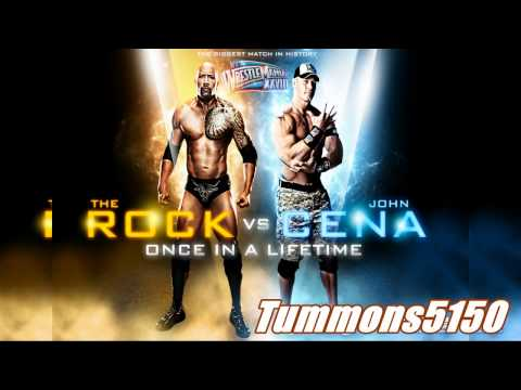 WWE Wrestlemania 28 Theme Song - We Are Young by Fun