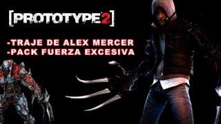 PROTOTYPE 2 | Traje Alex Mercer + Fuerza excesiva (DLC)