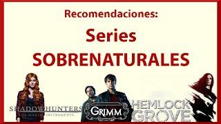 Recomendaciones - Series sobrenaturales | El Rincón de Netflix