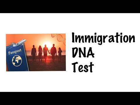 Immigration Dna Test