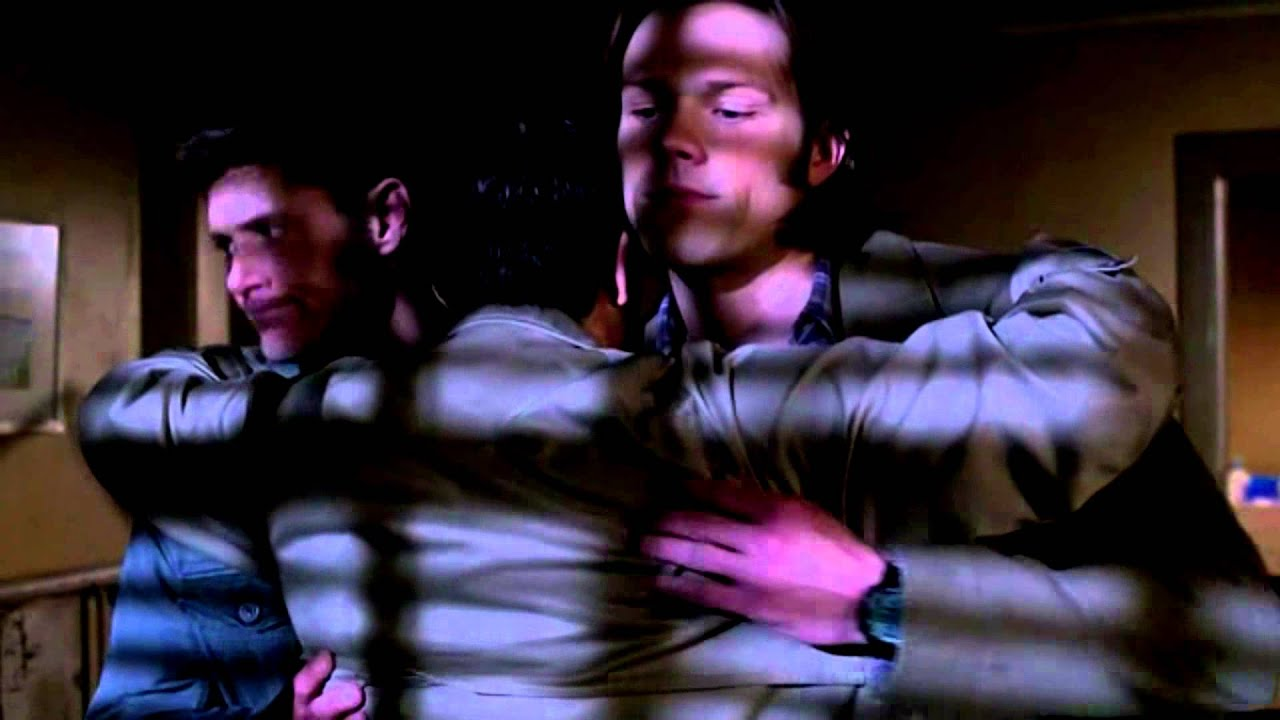 Supernatural - All Winchester hugs (Season 1-8)