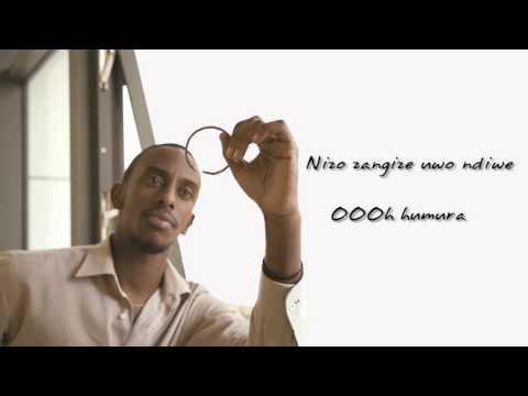 NDASHAJE by ANDY BUMUNTU Lyrics Video