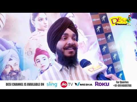 Interaction With Devender | Ardaas Karaan Music Launch Event