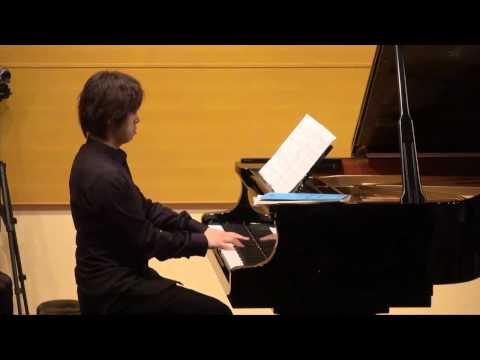 Ernest Chausson: Paysage,Op.38 pf:菊地裕介