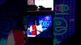 Tanaya goswami in karaoke superstar
