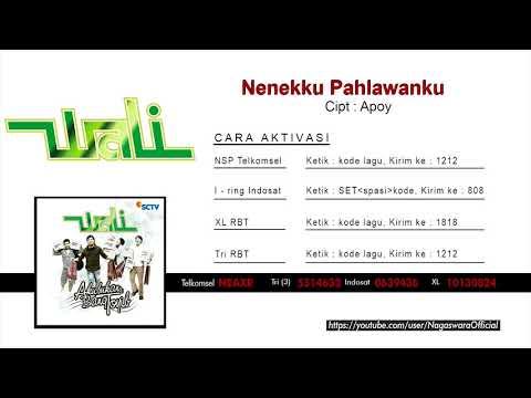 Wali - Nenekku Pahlawanku (Official Audio Video)