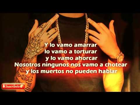 Anuel aa feat ÑengoFlow   Los Intocables LETRA LiriksElBanting FREE ANUEL AA