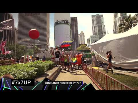 Ultra Music Festival Miami - 7UP Highlights - Day 3