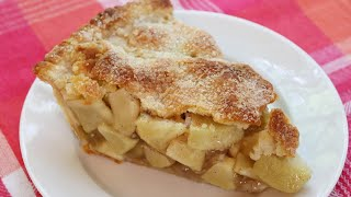 Homemade Apple Pie - Delicious & Healthier Apple Pie Recipe