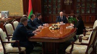 Лукашенко назначил нового ректора БГУ и согласовал назначение еще трех руководителей вузов