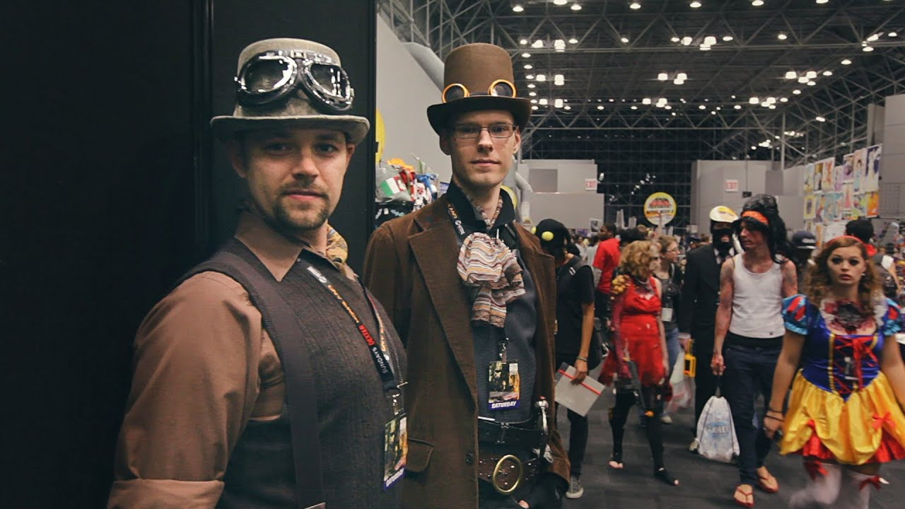 Cosplay Costumes Steampunk Youtube
