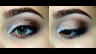 Классический макияж в карандашной технике с палеткой Atelier T22. Свадебный макияж.(, 2016-04-20T17:13:14.000Z)