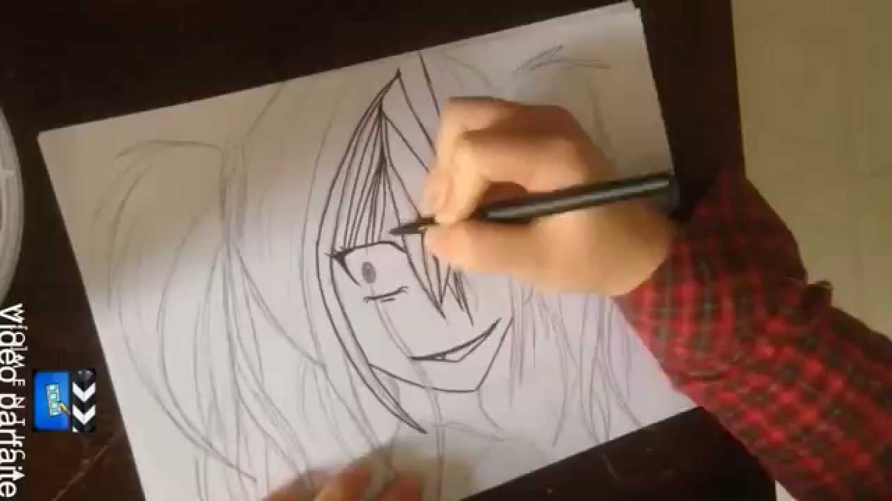 Dessiner Un Manga Psychopathe Youtube