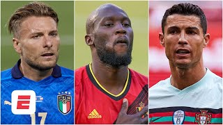 EURO 2020 Predictions: Are Italy, Belgium and Portugal the teams to beat France?   ESPN FC