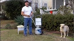 Portable Pet Shower - TANKLESS WATER HEATER - GET HOT WATER ANYWHERE!