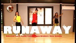 Runaway - Sebastián Yatra, Daddy Yankee, Natti Natasha ft. Jonas Brothers |IVAN LATINO ZUMBA