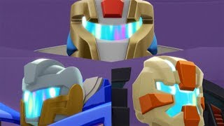 TOBOT English | 125 Gauges and Gross-Outs | Season 1 Full Episode | Kids Cartoon | Kids Movies