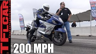 200 MPH on Two Wheels - Cheap Speed: The Least Expensive Way to Join the 200 MPH Club