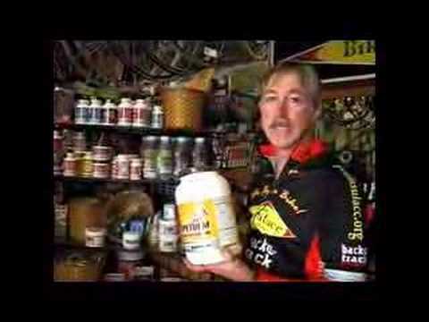The Bicycle Palace of Los Angeles - Nutrition for Cyclists
