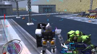 Kidou Senshi Gundam Gameplay HD 1080p PS2