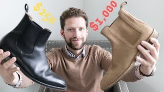 The BEST CHELSEA BOOTS for every BUDGET and STYLE!